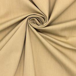 Tissu extensible beige