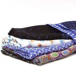 Vierkantig sjaal-kit