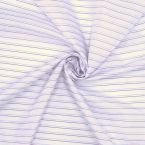 Lining fabric with blue and purple stripes