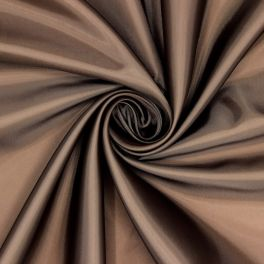 Doublure 100% polyester brun