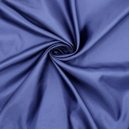 100% polyester lining fabric - navy blue