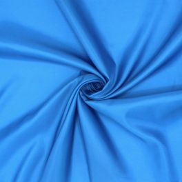 100% polyester lining fabric - blue