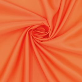 100% polyester lining fabric - orange