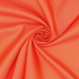 Satin lining fabric 100% polyester - red