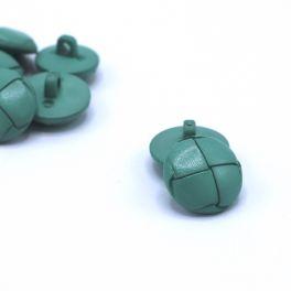 Knoop in hars - groen