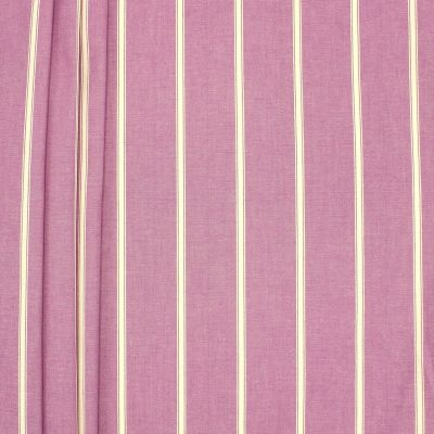 Upholstery fabric with stripes