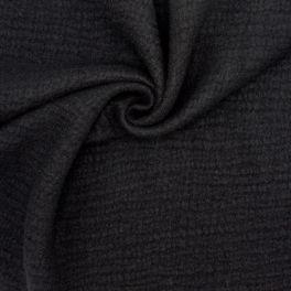 Lainage aspect laine bouillie noir