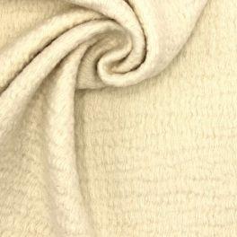 Lainage aspect laine bouillie écru