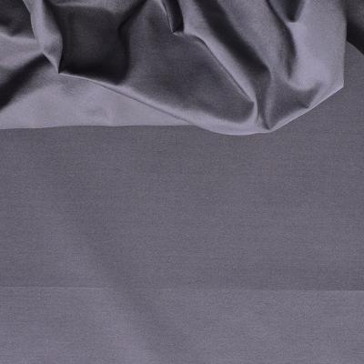 Taffeta 100% plain Silk Taupe