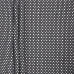 Upholstery fabric with dots - antracite