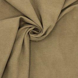 Brushed cotton - khaki
