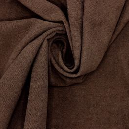 Brushed cotton - brown