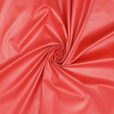Tissu Pul rouge