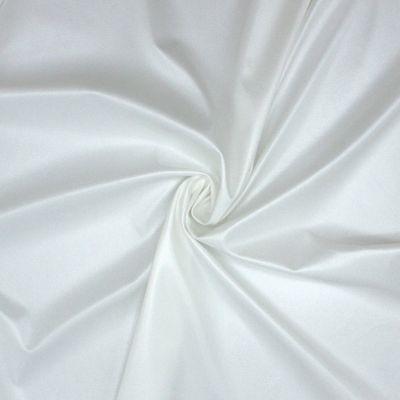 """Tissu """"Pul"""" blanc"""