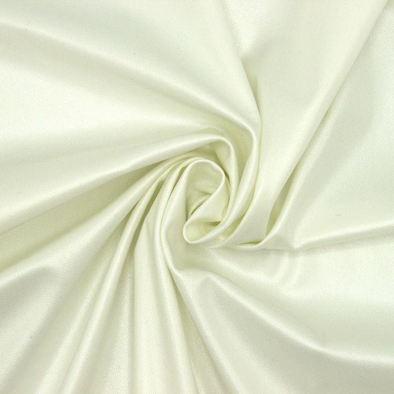 """PUL"" stof - gebroken wit"