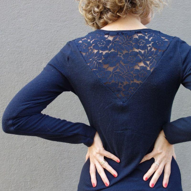 Patron blouse Camélia du 34 au 50