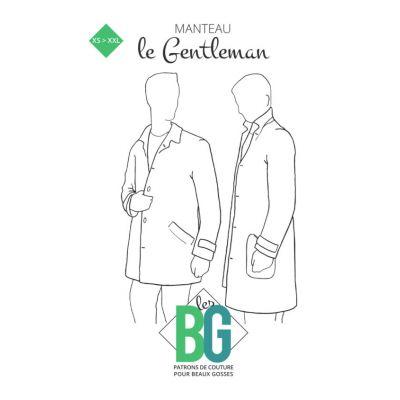 Patron le Gentleman manteau