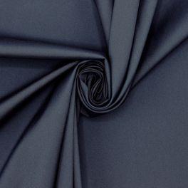 Rekbare stof - marineblauw