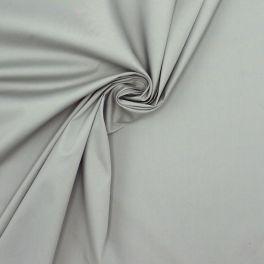 Rekbare stof - grijs