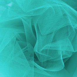 Tulle - turquoise green