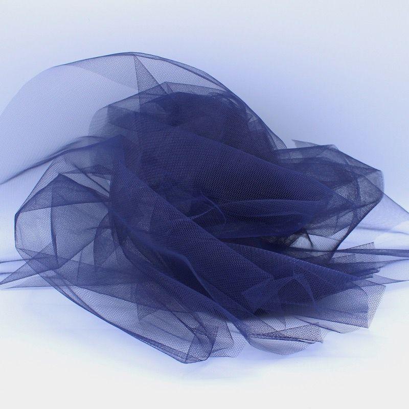 Tulle - navy blue
