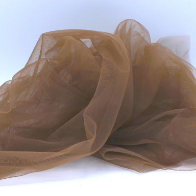 Tulle - brown