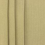 Fabric in cotton and viscose ribbed - beige
