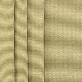 Tissu en coton et viscose  reps beige