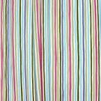 Cotton with multicolored stripes