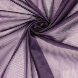 Stretch lining fabric - eggplant color