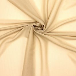 Jersey lining fabric - beige