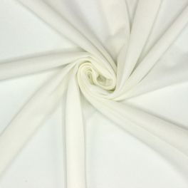 Knit lining fabric - off white