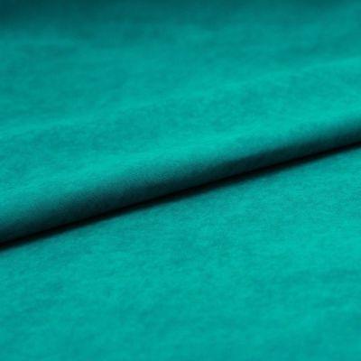 Upholstery fabric with velvety feel