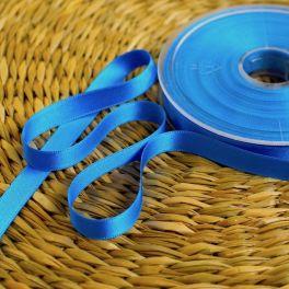 Satijnlint - blauw