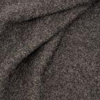 Tissu 100% laine vierge anthracite