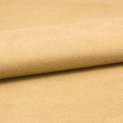 Tissu beige imitant le daim