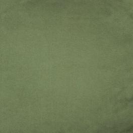 Tissu microfibre vert imitant le daim