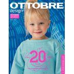 Sewing magazine Ottobre design Kids - spring 1/2020