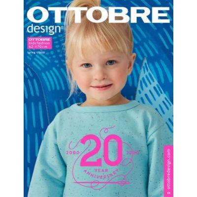 Naaimagazine Ottobre design Kids - lente 1/2020