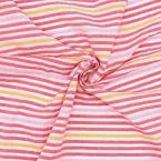 Cotton with stripes