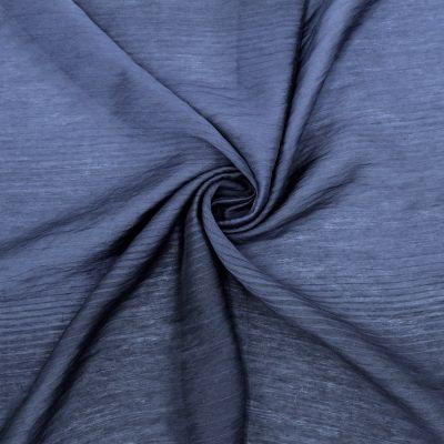 Viscose fabric - navy blue