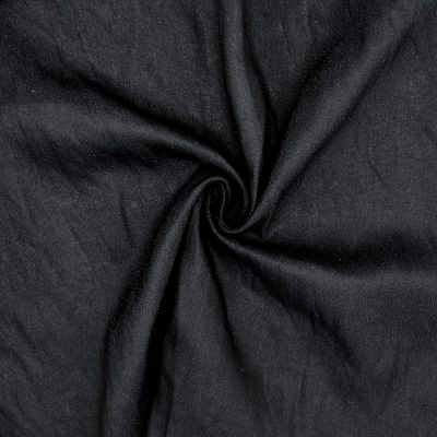Viscose fabric - midnight blue