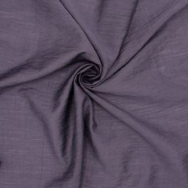 Viscose fabric - navy blue
