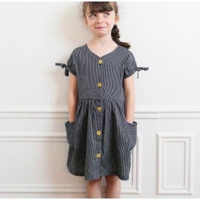 Dress pattern Anna 3 - 12 years