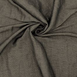 Apparel fabric - elephant grey