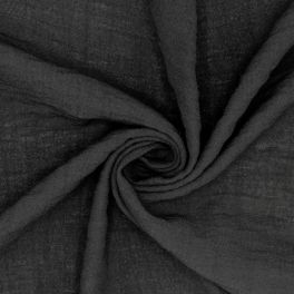 Crumpled taffeta - brown