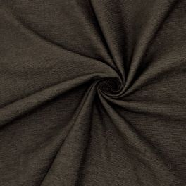 Apparel fabric - licorice black