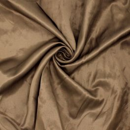 Apparel fabric - brown