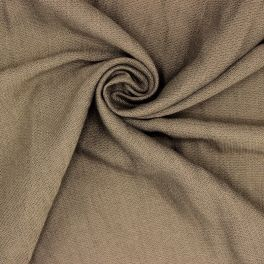 Apparel fabric - taupe