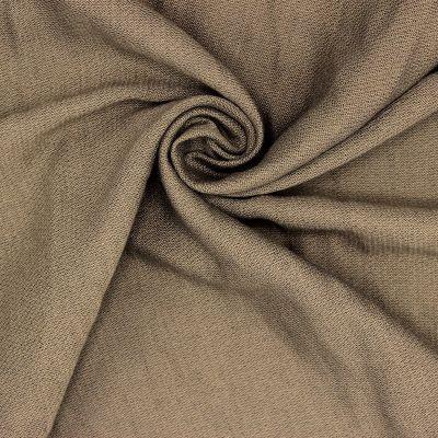 Apparel fabric - taupe